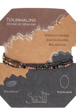 Scout Curated Wears Delicate Stone Bracelet