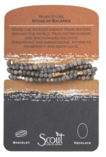 Scout Curated Wears Stone Wrap