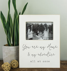 You Are My Home Frame