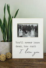Clairmont & Co. You'll Never Know Dear Frame