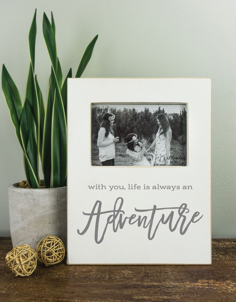 Clairmont & Co. Life Adventure Frame