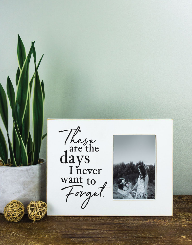 Clairmont & Co. These Are The Days Frame