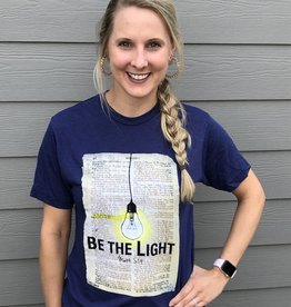His Word Be The Light Tee