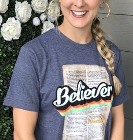 Believer Tee