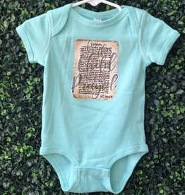 For This Child Onesie