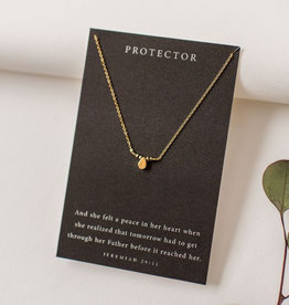 Dear Heart Protector Necklace