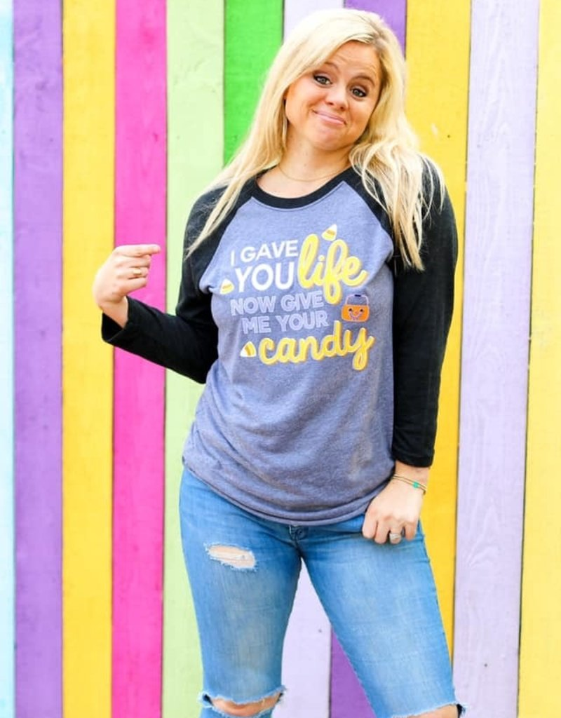 Jadelynn Brooke Give Me Your Candy Tee