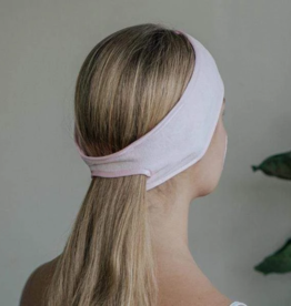 kitsch Microfiber Spa Headband - Blush