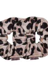 kitsch Microfiber Towel Scrunchies - Leopard