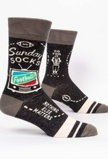 Blue Q Sunday Men's Socks