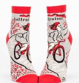 Hellraiser Ankle Socks