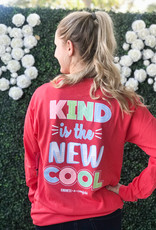 Kind Is The New Cool - Long Sleeve Tee