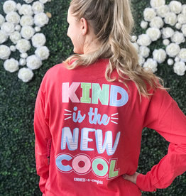 Jadelynn Brooke Kind Is The New Cool - Long Sleeve Tee