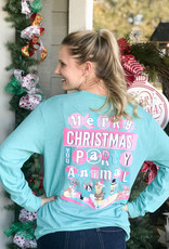 Jadelynn Brooke Party Animal - Long Sleeve Tee