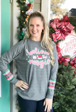 Jadelynn Brooke Believe In The Magic - Long Sleeve Tee