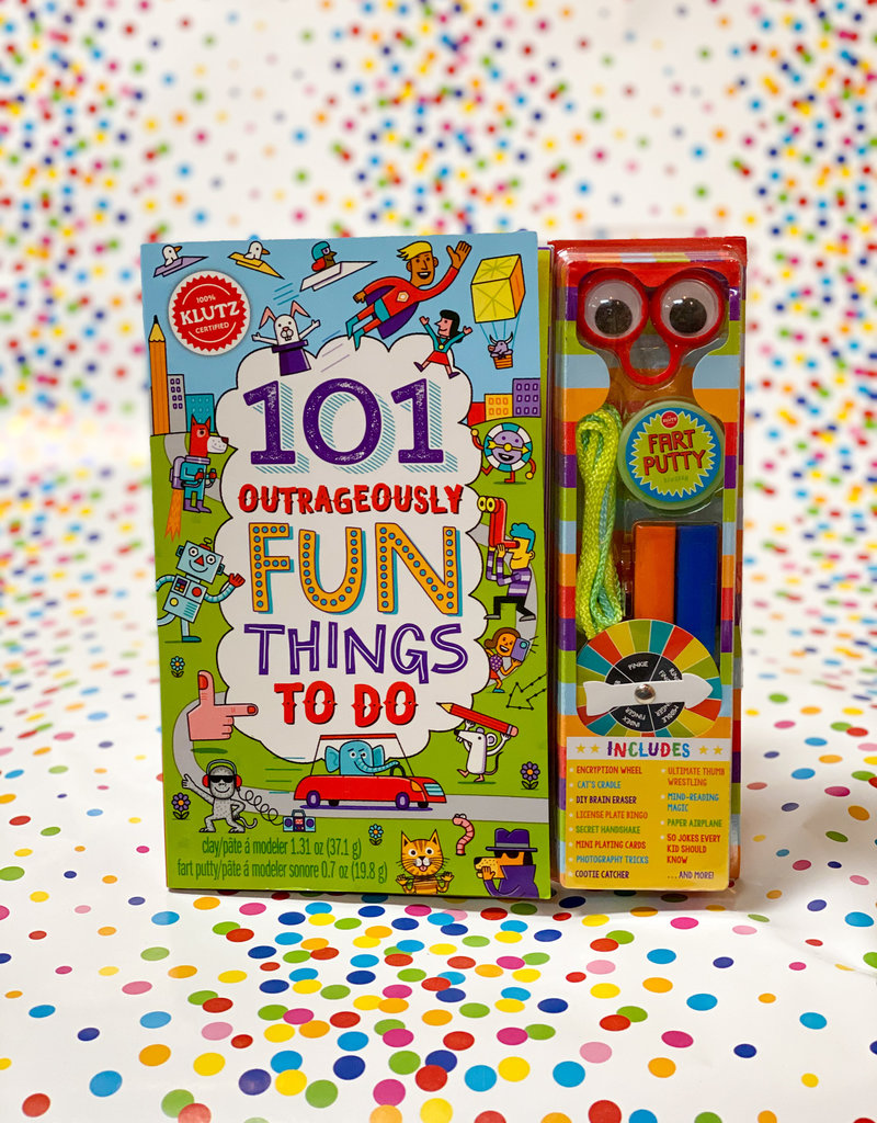 Klutz 101 Fun Things To Do