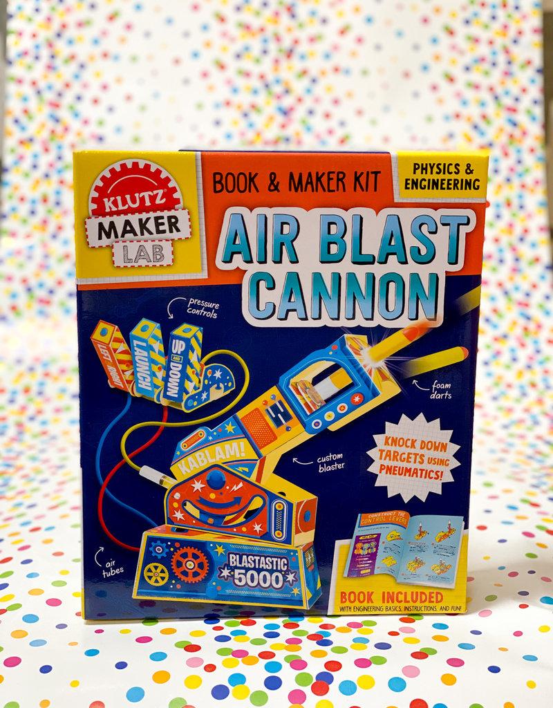 Klutz Air Blast Cannon
