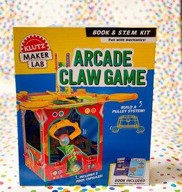 Klutz Arcade Claw Game