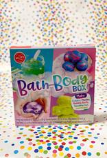 Klutz Bath & Body Box