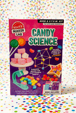 Klutz Candy Science Maker Lab