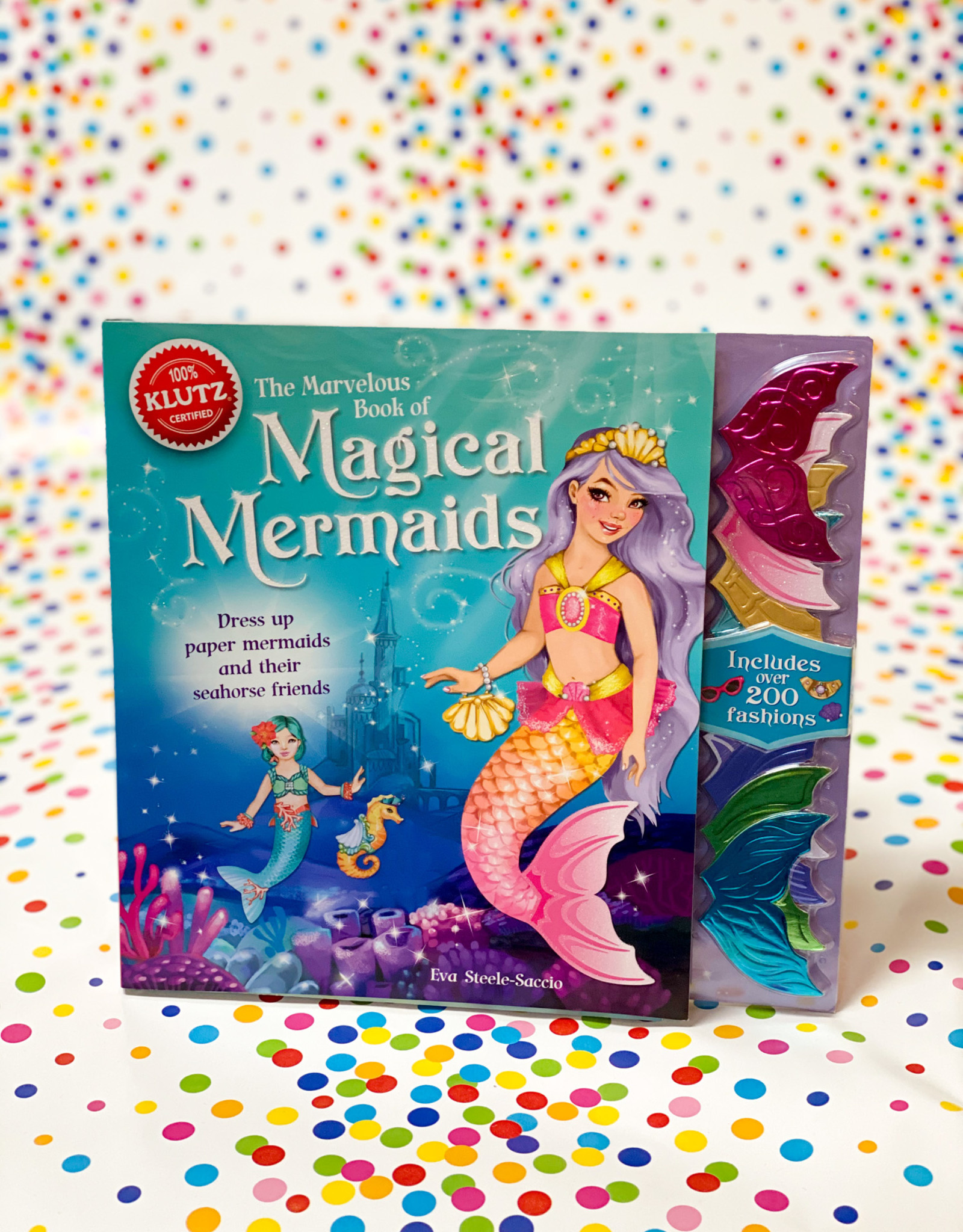 Klutz Marvelous Book of Magical Mermaids