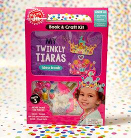 Klutz My Twinkly Tiaras