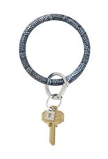 O Venture Leather O-Ring Dragon Glass Snakeskin