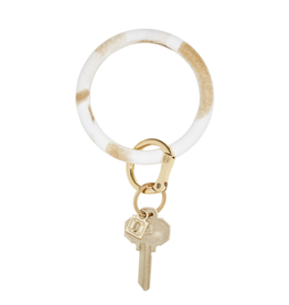 O Venture Silicone O-Ring Gold Rush Marble