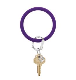 O Venture Silicone O-Ring Deep Purple