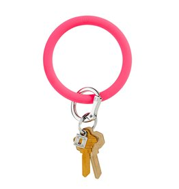 O Venture Silicone O-Ring Tickled Pink