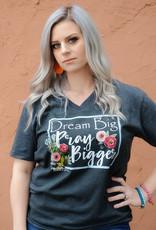 Ranch Swag Designs Dream Big Tee