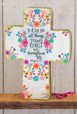 Do All Things Wooden Cross