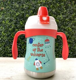 Pure Drinkware 9oz Sippy Cup Center of the Universe