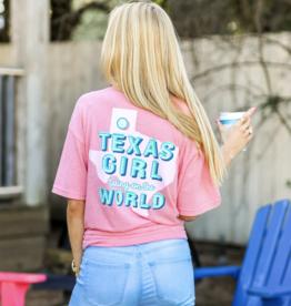 Jadelynn Brooke Texas Girl Tee