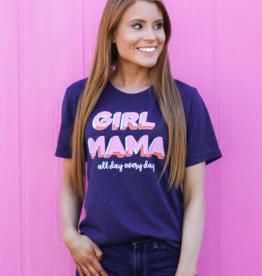 Jadelynn Brooke Girl Mama Tee