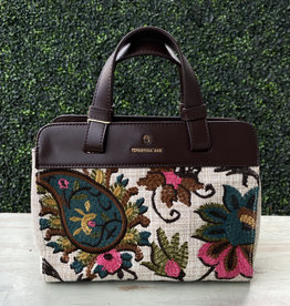 Spartina 449 Eliza Floral Laney Satchel