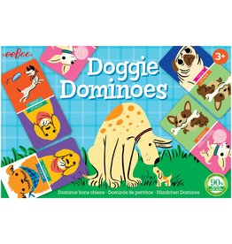 eeBoo Doggie Dominos Little Game