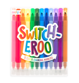 Switch-Eroo Color Changing Markers 2.0