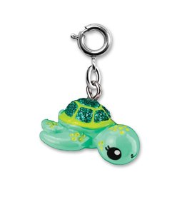 High Intencity Baby Sea Turtle Charm