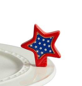 nora fleming American Star Mini A219