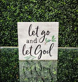 Let God Sign 5x5