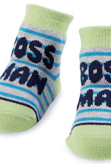 Mudpie Boss Man Socks
