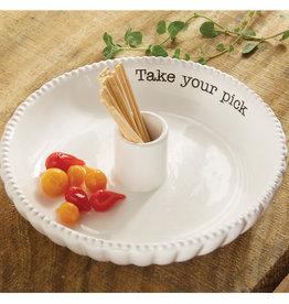 Mudpie Pick & Choose Toothpick Set