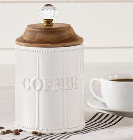 Mudpie Door Knob Coffee Canister