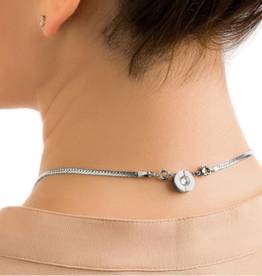 The Grommet Necklace Fairy Fastener