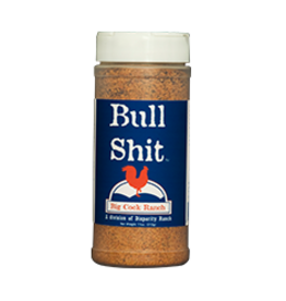 Big Cock Ranch Bull Shit Seasoning