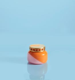 Curio Volcano Dual Tone Petite Jar Candle