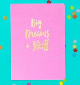 Taylor Elliott Designs Big Dreams Notebook