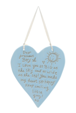 Dear Precious Boy Plaque