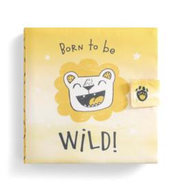 demdaco Born To Be Wild Soft Book